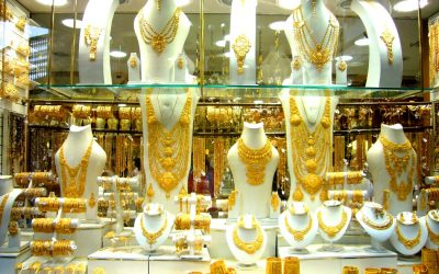 Gold rates in UAE decline, 24K now at Dh145.50