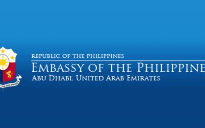 PH Embassy in UAE urges Filipinos to stay at home, follow measures against COVID-19