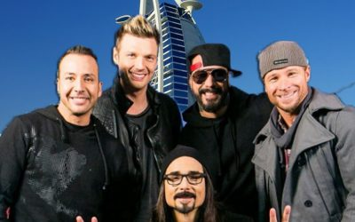 Backstreet Boys to stage concert in Dubai for 1 night only