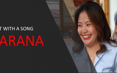 Say it with song! Harana
