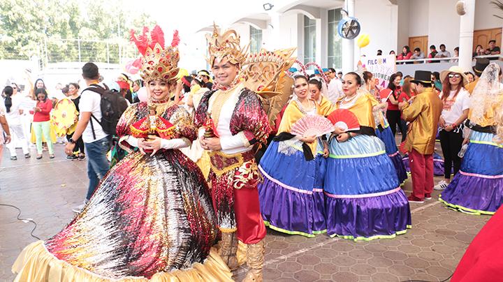 St. Mary's Celebrates Sinulog
