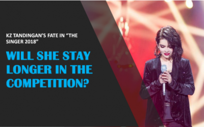 "What's next for KZ Tandingan in ""The Singer 2018""?"