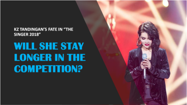 """What's next for KZ Tandingan in """"The Singer 2018""""?"""