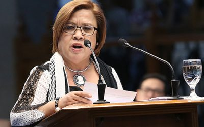 De Lima among Fortune's 50 greatest leaders, says to Duterte admin: You failed to silence me