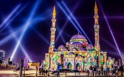 The Colors Of Sharjah
