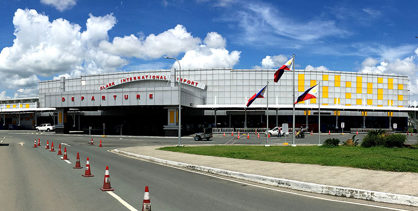 House panel approves proposals to rename Clark Airport after Diosdado Macapagal