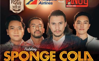 LOOK: Tunog Pinoy Series One concert features Sponge Cola in Dubai
