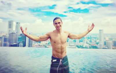 Carlos Agassi responds to cyber flirting issue