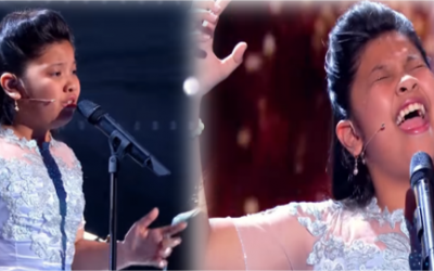 """WATCH: Elha Nympha wows audience in """"Little Big Stars France"""""""