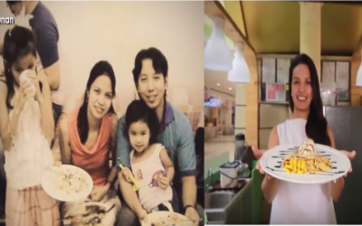 Former OFW in Abu Dhabi now owns crepe store in PH