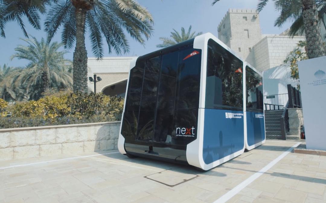 The Future has arrived In Dubai