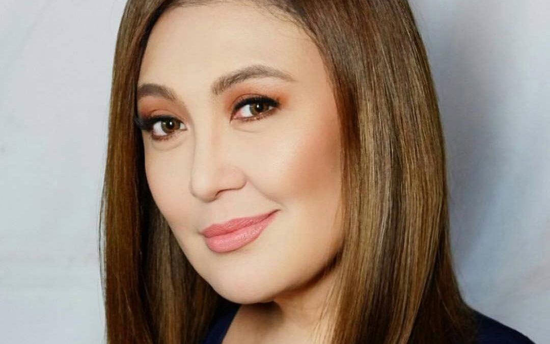 Sharon Cuneta gushes over Duterte's precious video message for her