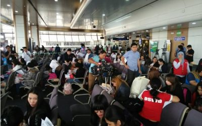 "Gov't urged to send more ""malasakit officers"" to ME to address cases of distressed OFWs"