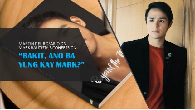 Martin del Rosario weighs in on Mark Bautista's revelation