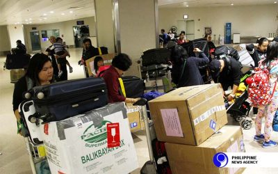 Airport staff warned: 'Don't open luggage of OFWs, tourists'