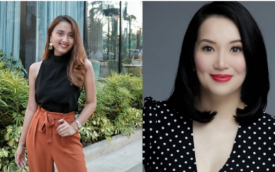 Student-model gets job offer from Kris Aquino