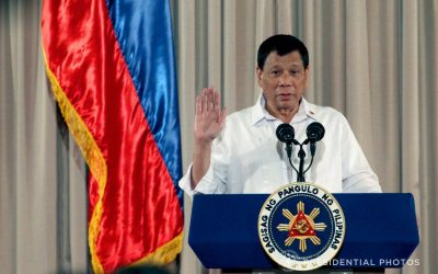 Palace denounces US report identifying Duterte as threat to democracy