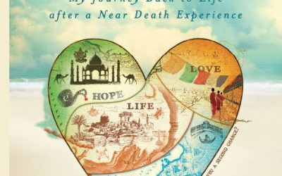 Fil-Am author's near-death experience propels her on a spiritual journey
