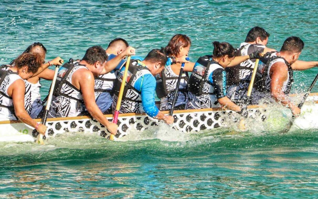 Dubai Dolphins bag 2nd championship title in dragon boat race