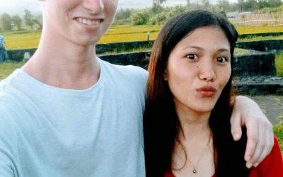My Valentine's story: I found my boyfriend online