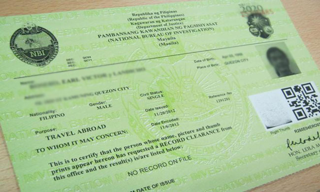 PH officials advise OFWs to secure Good Conduct Certificate despite ...