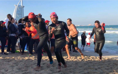 61 Filipino Triathletes join 2018 Ironman 70.3 Dubai