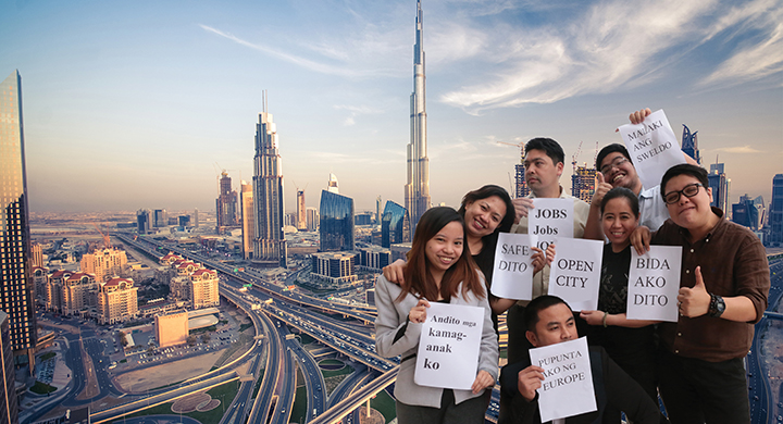Top reasons why Pinoys prefer to work in the UAE