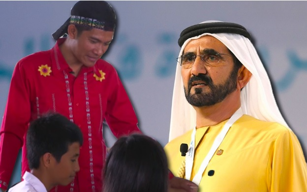 Filipino teacher vies for Global Teacher Prize under the patronage of UAE Vice President