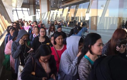 5,000 undocumented OFWs to stay in Kuwait after amnesty deadline