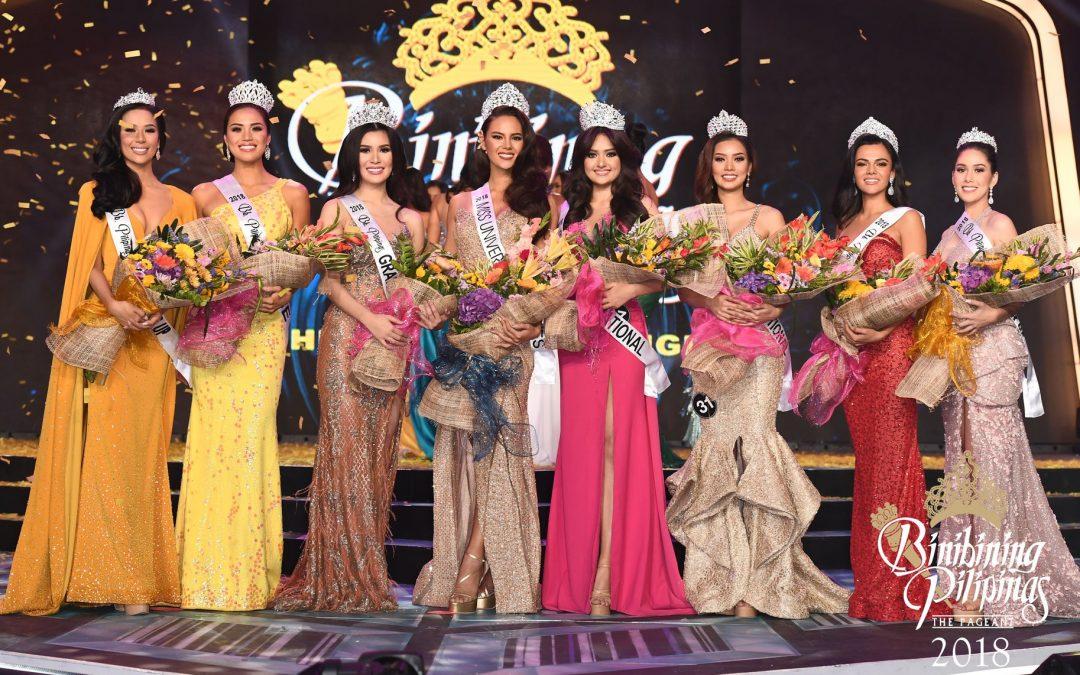 Top 6 memorable moments of Binibining Pilipinas 2018