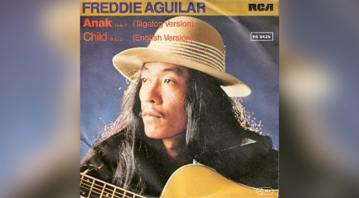 "Freddie Aguilar to receive senate recognition for ""Anak"""