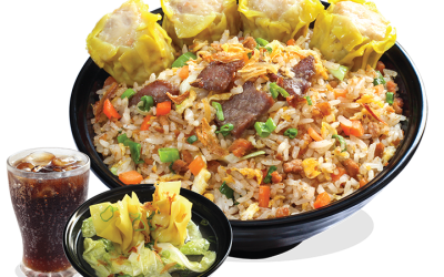 Chowking launches Wow Chao Fan Meals