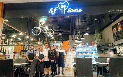 SF Bistro: Dubai Financial Centre's newfound love