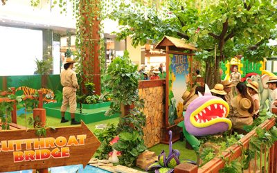 Jungle Adventure Beckons At Burjuman