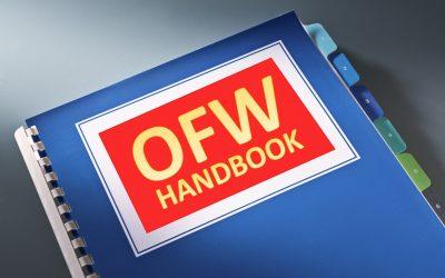 'OFW Handbook' bill passes House committee level