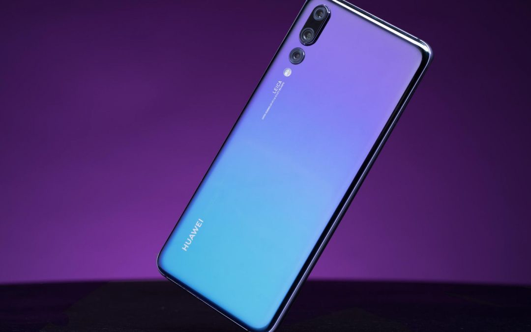 Huawei launches first-ever triple camera smartphone
