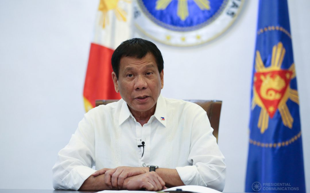 Duterte on absence in ASEAN summit events: What's wrong with my power naps?