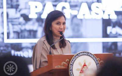 Robredo, Liberal Party mull taking legal action vs. trolls