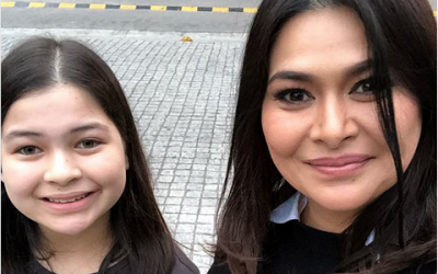 LOOK: Aiko Melendez' daughter is literally her carbon copy