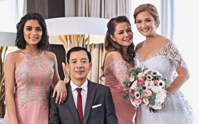 Father of Michelle and Ehra Madrigal passes away