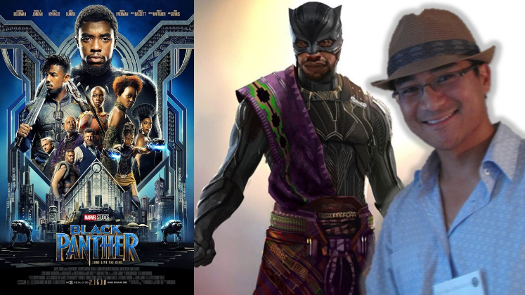 Meet the Filipino costume illustrator of Black Panther