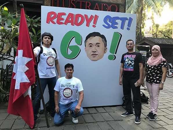 Robin Padilla supports Bong Go's bid for senatorial position