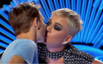 """Katy Perry slammed for """"sexually harassing"""" American Idol auditionee"""