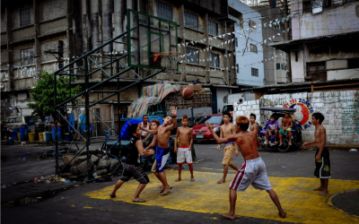 Explainer: Filipinos love affair with basketball