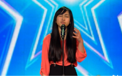 13-yr-old Filipina makes it to Ireland's Got Talent semifinals