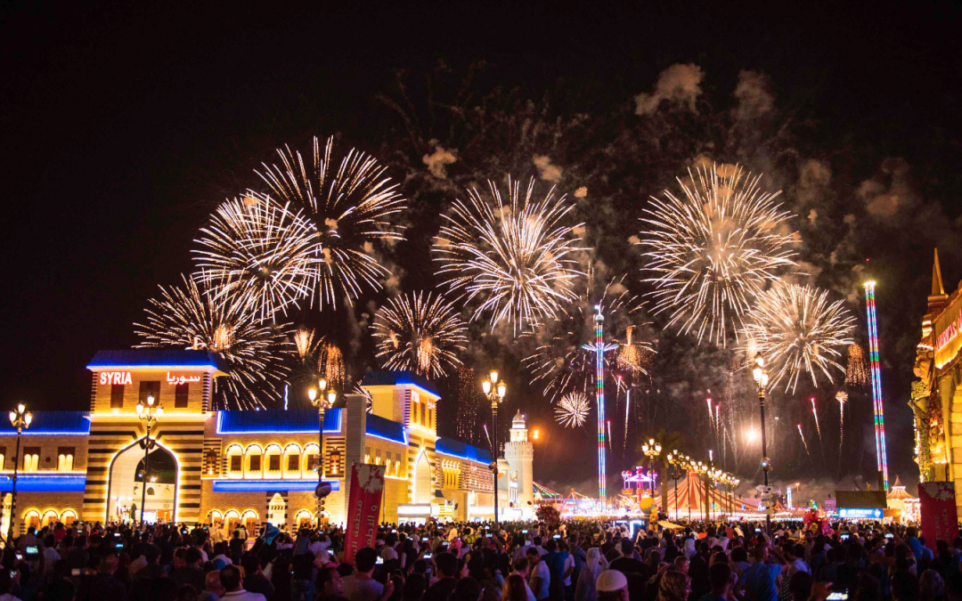 Why OFWs love to visit Global Village