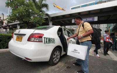 MIAA mulls ban of 'white taxis' at NAIA
