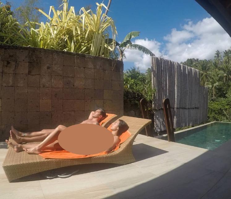 Troy Montero, Aubrey Miles Bare It All On Instagram - The -5532