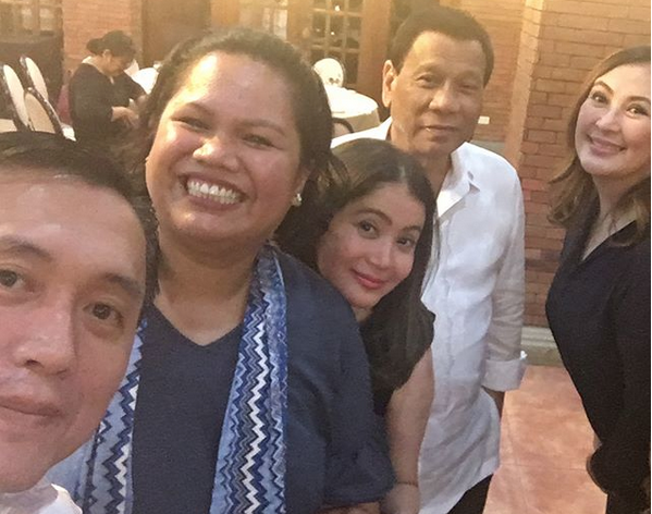 Sharon Cuneta shares stories about presidential dinner