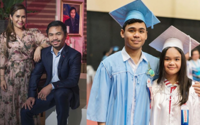 Proud celebrity parents whose children graduated this year